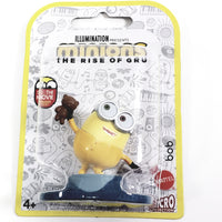 "Minions The Rise Of Gru Bob Holding Teddy Bear 2.5"" Action Figure"