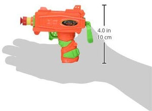 Ultra Foam Shot Power Shot Foam Blaster Toy Dart Gun with 5 Soft Foam Darts