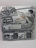Air Max Ultra Soft Foam Plane With Launcher Airplane Toy Kit