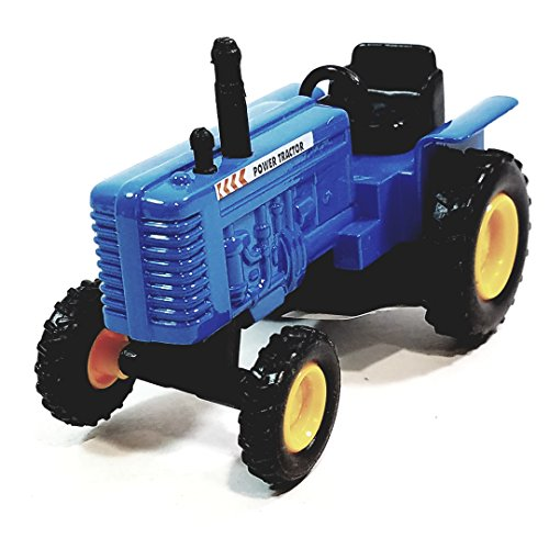 SF Toys Blue Power Farmall Tractor 4