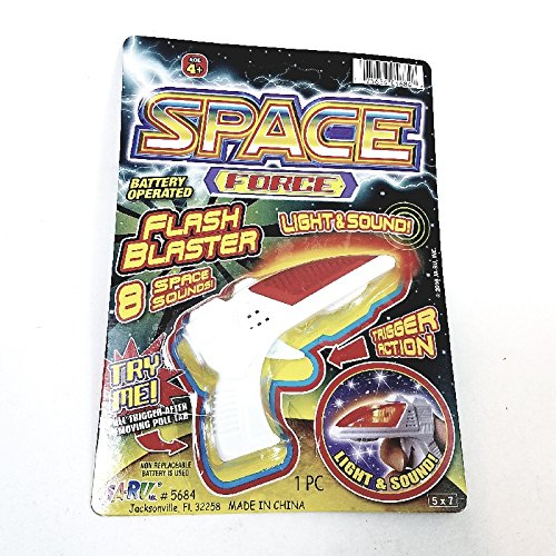 SPACE FORCE Miniature Flash Blaster 2.5