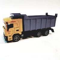 TY Cast Dump Truck Construction 1/64 Articulated Diecast