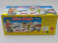 Fart Bomb Box Of 72 Smelly Packs In A Full Dispaly Of Stinky Packs Of Gags & ...