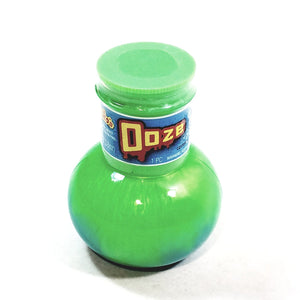 Dr Wackos Mad Lab Beaker Ooze 2 Color Metallic Blue & Green Slime
