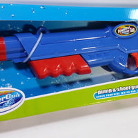 Hunson Shock Wave EXREME Water Blaster Rifle Pump & Shoot Action Up To 25ft