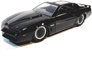Jada Knight Rider 1982 Black Pontiac Firebird K.I.T.T. Metals 1/32 Scale Diecast Car
