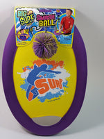 BIG SURF Purple Smash Ball 3 In 1 Toy Frisbee