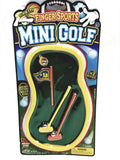Finger Sports Mini Golf Golfing Course 2 Player Putting Action Game