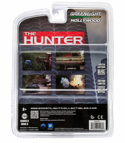 Greenlight Collection 1979 PONTIAC FIREBIRD T/A from the classic film THE HUNTER