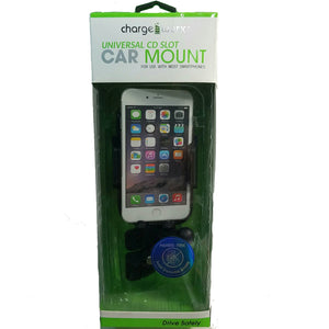 ChargeWorx Universal CD Slot Car Mount Fits Most Smartphones