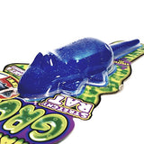 Thats Gross Blue Sticky Stretchy Fake Life-Size Rubber Rat