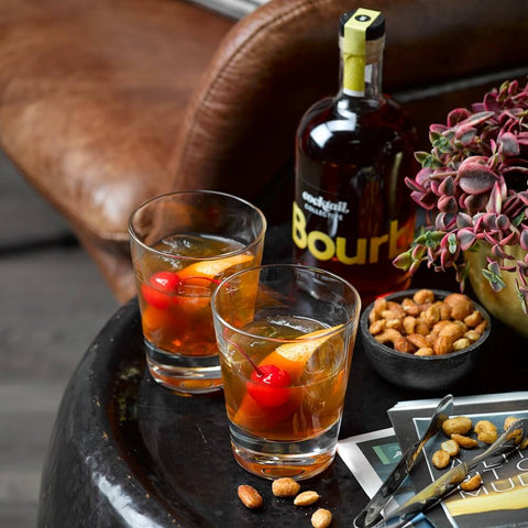 The Bourbon Old Fashioned Cocktail & Food Pairing