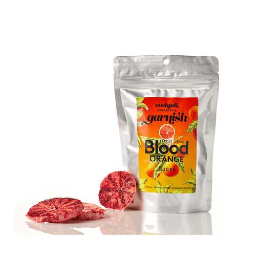 Blood Orange Slices, garnish packet, approx. 20 slices | Cocktail Collective