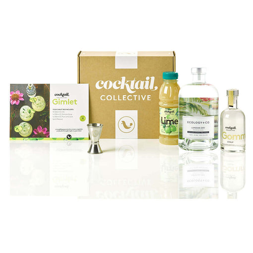 Non alcoholic Gimlet cocktail kit | cocktail collective