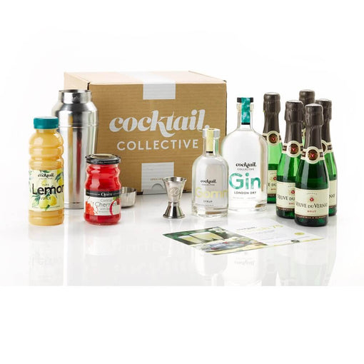 Cocktail collective french 75 cocktail kit | cocktail collective