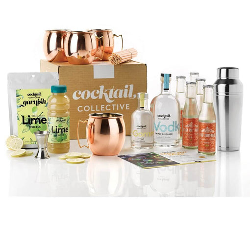 Ultimate Mocsow mule cocktail set | cocktail collective