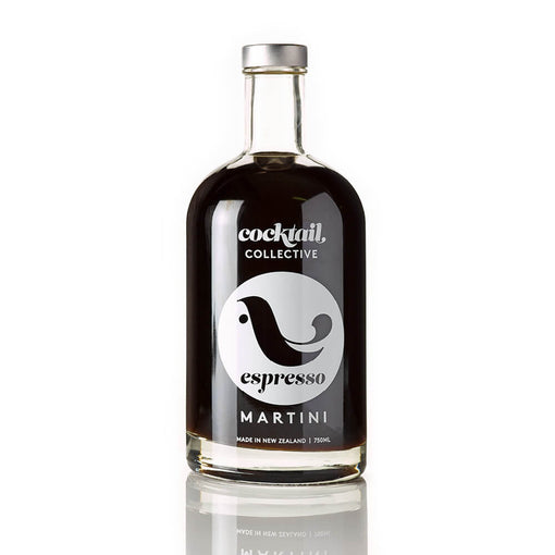 espresso martini 750ml | cocktail collective