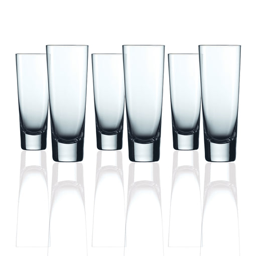 Set of 6 Schott Zwiesel Highball glasses
