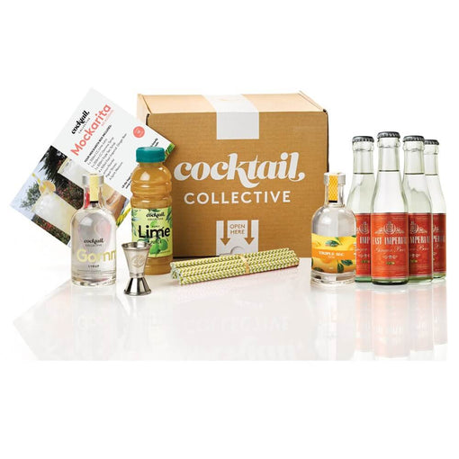 cocktail collective mockarita mocktail kit | cocktail collective