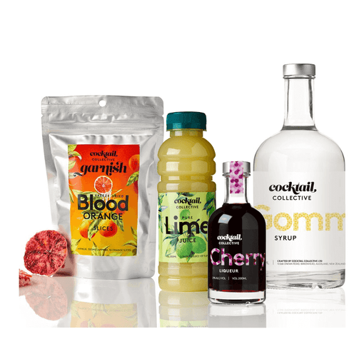The Tropical Cocktail Kit