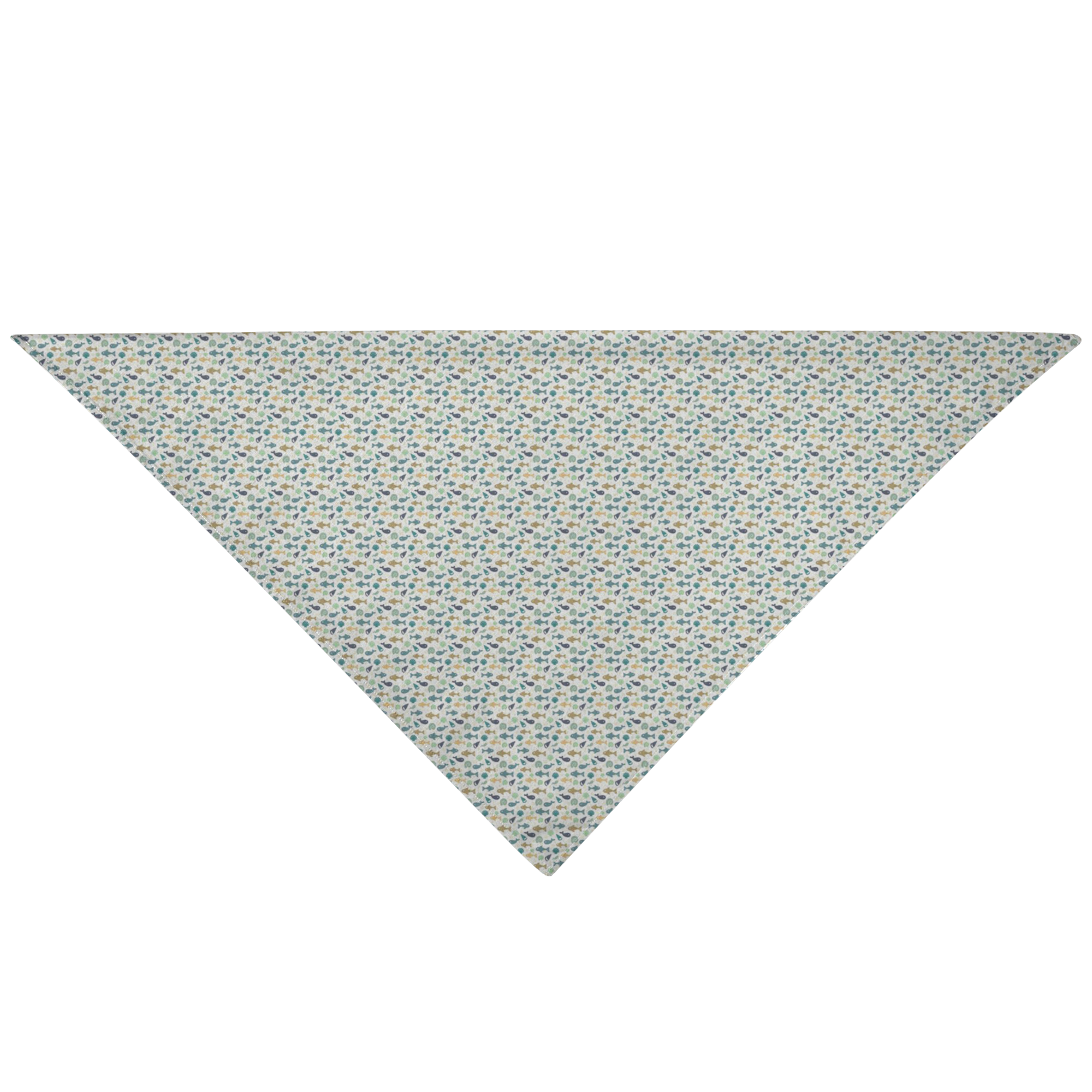 Under-The-Sea Dog Bandana - RuffRuffShop.com