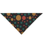 Load image into Gallery viewer, Color Dots Dog Bandana - RuffRuffShop.com
