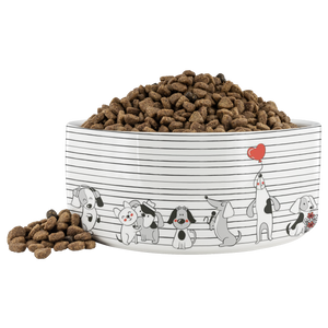 Puppiville Dog Bowl