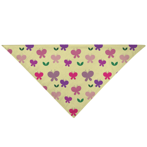 Butterflies Pattern Dog Bandana - RuffRuffShop.com