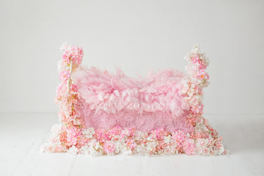 Little Beds Tagged Pink Sweet Bambini Design