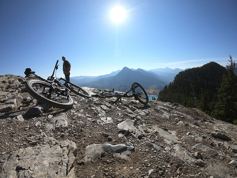 Cycology Blog Post Pic - Top of the Mountain!