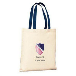 Tote Bag - Embroidered Logo