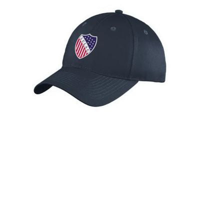 Cap With Embroidered LULAC Logo