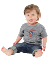 Toddler Shirts - Embroidered