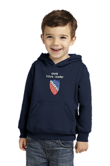 Toddler Pullover Hooded Sweatshirt