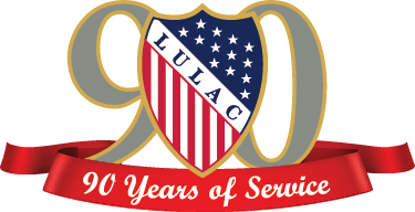 LULAC 90th Anniversary Pin