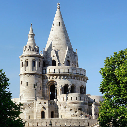 Fisherman's Bastion - Monocosm
