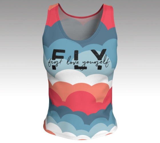 FLY - First Love Yourself Tank Top