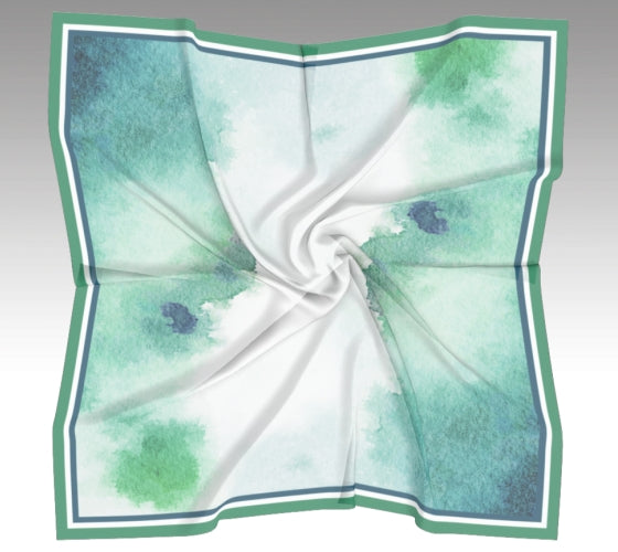 Giverny - Silk Scarf