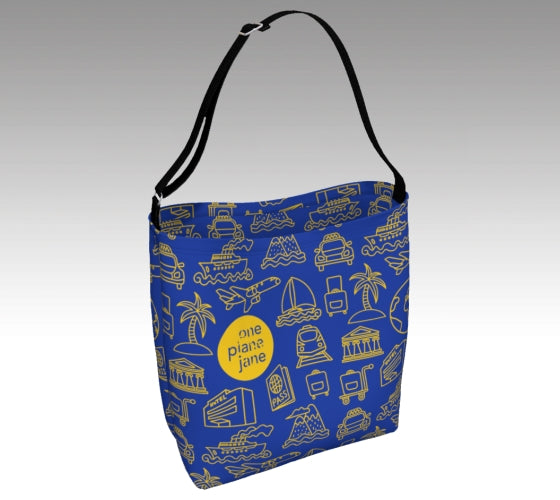 Lisbon Day Tote