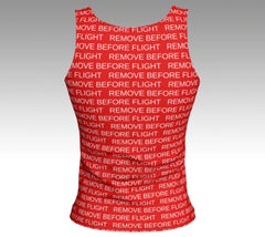 Remove Before Flight- Tank Top