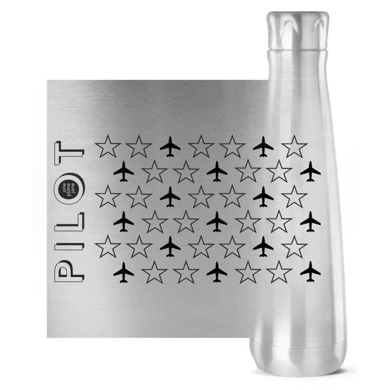 Pilot Water Bottle