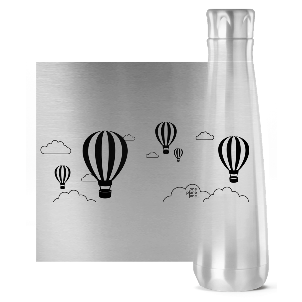 Balloon Water Bottle