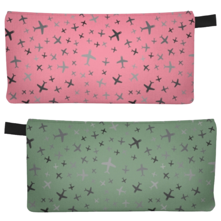 Plane Fun Pencil Pouch