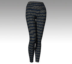Alpha Jane Yoga Leggings