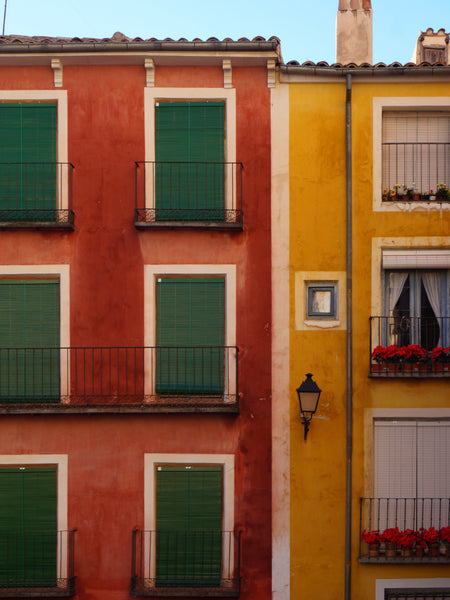 OPEN WINDOW - Cuena, Spain