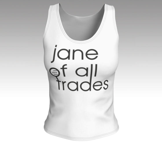 Jane of All Trades - Tank Top