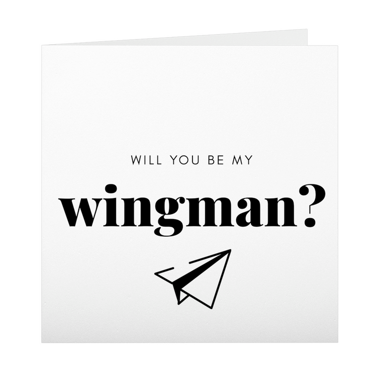 Wingman Folded Cards