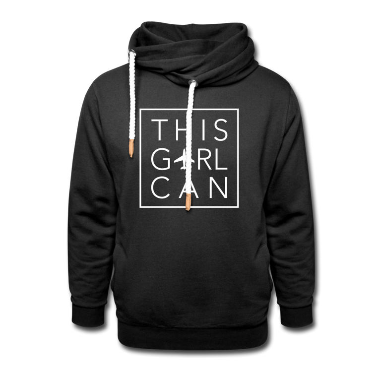 This Girl Can Hoodie