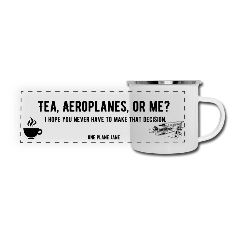 British Aeronautical Decision Making Retro Mug