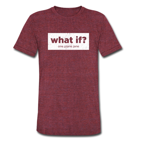 What if? Unisex Tee